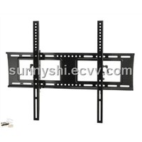 Tilt Black Steel Universal LCD TV Wall Mount L3263T