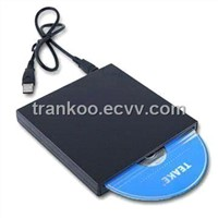 USB 2.0 Blu-ray DVD Drive with Slot-in and Slim Interface