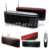 USB/SD Card Speaker, MP3/MP4 Speaker  MS-PS608