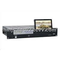 Vehicle-mountable Receiverwith COFDM modulator
