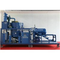 Waste Oil Regeneration System Plant