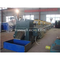 Wood-Plastic (PP+Wood) Pelletizing Lines