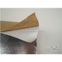 micro-perforated nonwoven foil industrial Tape for Pipe Insulation