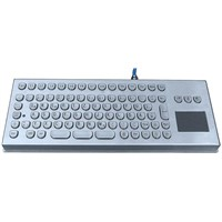 Intrinsically Safe Industrial Keyboard (X-PP86D)