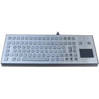 Intrinsically Safe Industrial Keyboard (X-PP89D)