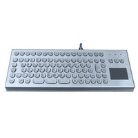 Intrinsically Safe Industrial Keyboard (X-PP91D)