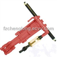 Y19A Pneumatic Hand Hold Rock Drill