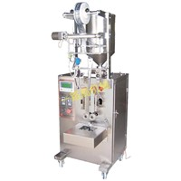 back sealing filling machine for liquid