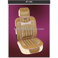 bamboo woven car seat cover