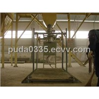 big bag cement filling machine