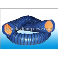 Blue Insulation Duct