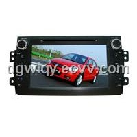 Car Audio System for SUZUKI SX4 with GPS Radio TV Bluetooth