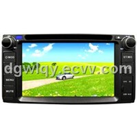 in Car DVD System for TOYOTA PRODA with navigation