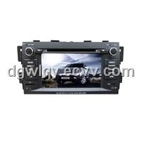 2din in-dash Car dvd for KIA BORREGO with GPS DVD Player Bluetooth Radio