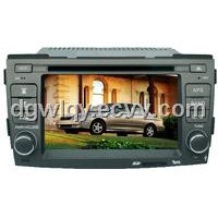 Car Vedio for HYUNDAI SONATA NFC with GPS Radio 2din In-Dash Touch Screen