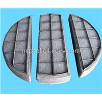carbon steel wire mesh demister/ Filter Demister Wire Mesh