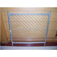 Chain Link Wire Mesh Temporary Fence Panels