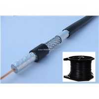 coaxial cable RG11 use in outdoor