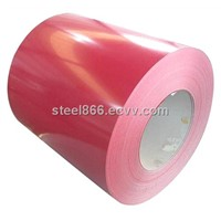 Color Coating Galvanized Steel Coil