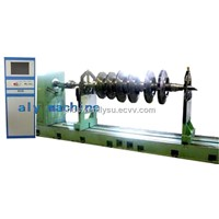 Crank Shaft Balancing Machine