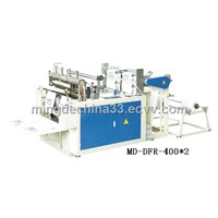 Double Line Bag Making Machine
