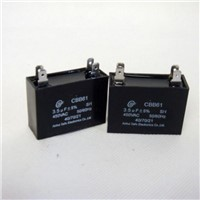 electric generator capacitor
