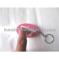 functional key finder with light