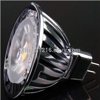 LED 3W Spot Lamp - Mr16, E27, Gu10