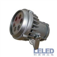 led flood light 6x3w