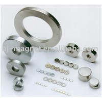 ndfeb permanent magnet ring