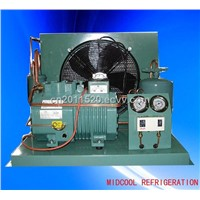 condensing unit for refrigeration