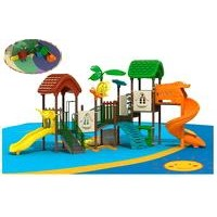 Outdoor Children Playground Equipment (LJ-10211B)