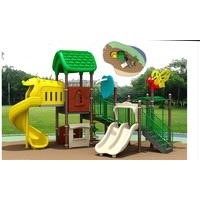 Outdoor Children Playground Equipment (LJ-10212A)
