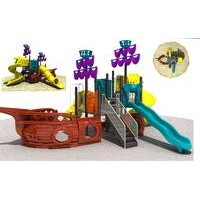 Outdoor Children Playground Equipment (LJ-10214A)