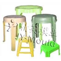 Plastic Common Stool Mould