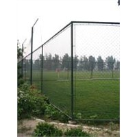 Playground Wire Fence