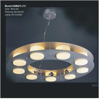 ring lighting pendant lamp