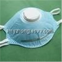 Safety Disposable Protective Mask with Breather Valve