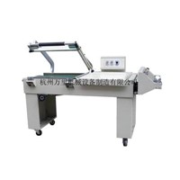 semi-automatic sealing and cutting machine