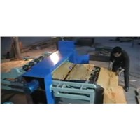 veneer clipper - cutting machine