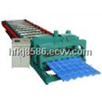 Wall/Roof Panel Roll Forming Machine