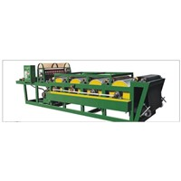 water-cooling automatic slice-discharging machine