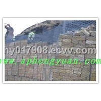 wire mesh/hexaganol wire mesh/woven mesh gabion boxes