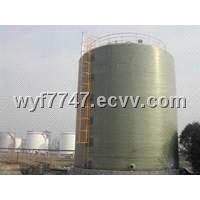 Wound-In-Site GRP Large Tank
