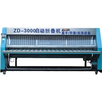 Clothing Sheet Folding Machine & Ndustrial Folder & Auxiliary Washing Equipment