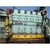 For Sale Marine Engine Propulsion Pielstick-12PA 4VG 185 6PA6L280