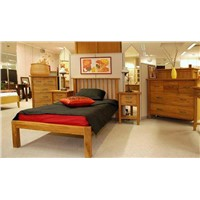 Classic Solid Oak Bedroom Furniture Range