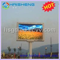 P12.5 Outdoor Full Color LED Sign