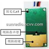 Touch Control LED Dimmer Module