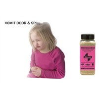 Smelleze Eco Vomit Absorbent and Deodorizer Powder: NoOdor.com